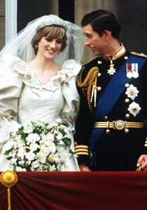 Princess Diana marriage