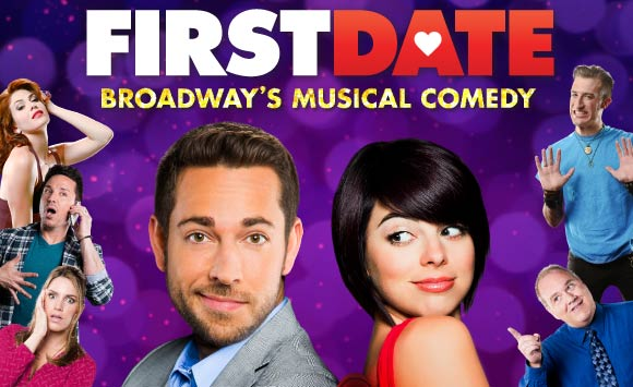 First Date Broadway – Putting The Comedy Back Into The Musical