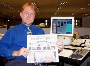Jerry Mitchell; Reporter Behind Reopening Of Mississippi Burning