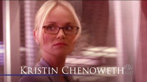 Kristen Chenoweth West Wing