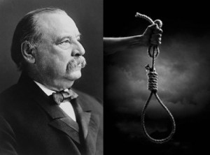 Sheriff Grover Cleveland