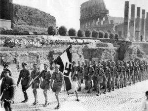 """German occupation of Italy. """"Syndrome K"""" Thwarted Part Of Their Evil Plan"""