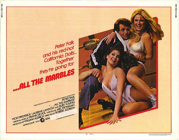 """All The Marbles"" – Robert Aldrich's Last Great Film"