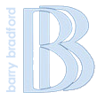 logo for barry bradford