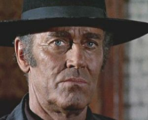 Henry Fonda – Once upon a Time in the West