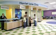 Harriet Lane Clinic