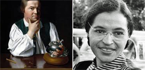 Paul Revere And Rosa Parks - Under Appreciated Heroes
