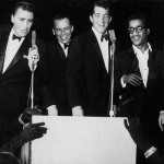 The Rat Pack On Stage