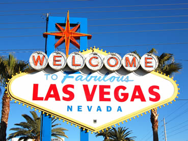 Las Vegas History - Welcome Sign