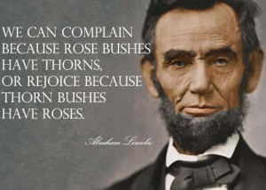 Lincoln Leadership Quotes