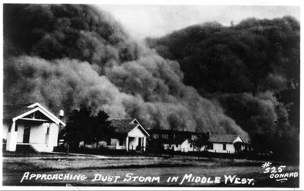 Dust Storm In The 1930s – Understanding A Disaster