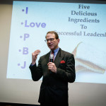 Barry Bradford - Motivational Speaker - Speaking About Successful Leadership