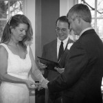 Barry Bradford, licensed minister and wedding officiant