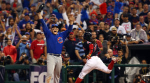 2016 World Series  - Chicago Cubs v. Cleveland Indians: Game Seven