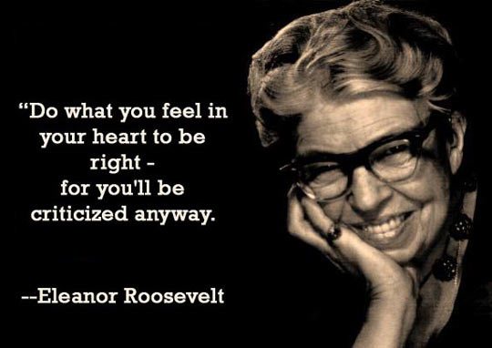 Eleanor Roosevelt - First Lady Of The World