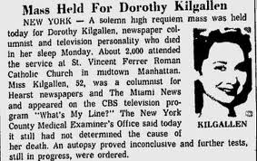 Dorothy Kilgallen And The JFK Rabbit Hole