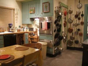 Julia Child Kitchen
