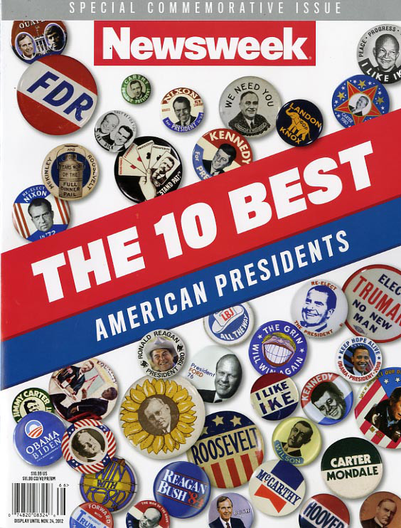 The Ten Best American Presidents