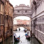 Kiss Under The Bridge Of Sighs - History Of The Most Famous Bridge In Venice