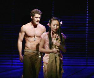Broadway South Pacific Matthew MOrrison